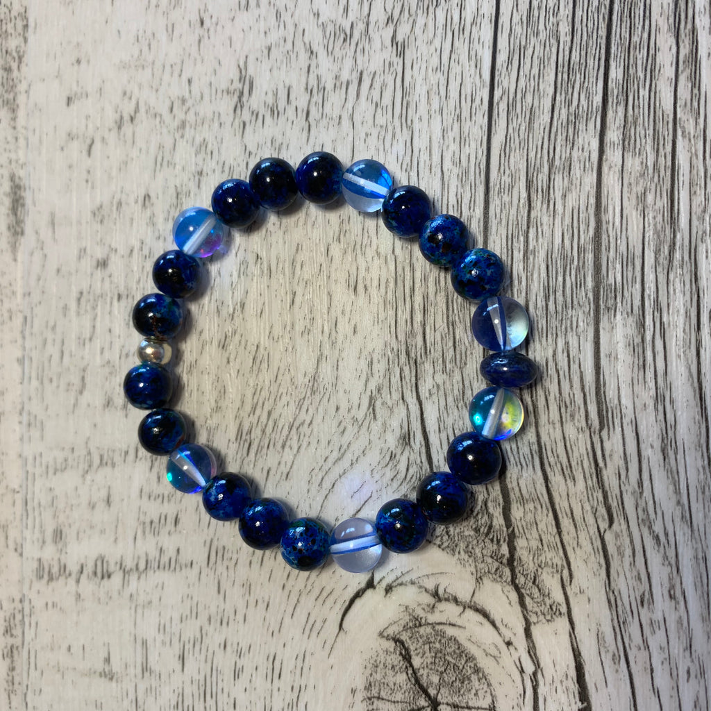 Midnight Dreamer Stretch Bracelet