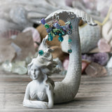Mermaid Earring and Jewellery Holder