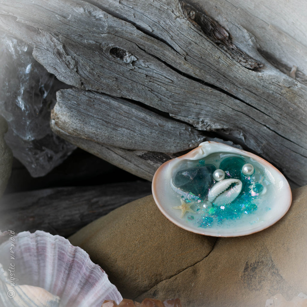 Treasured Treat Blue Flourite Rock Pool