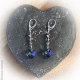 My Heart 925 Sterling Silver Swarovski Crystal Earrings