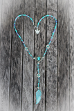 Mystic Sea Angel Necklace