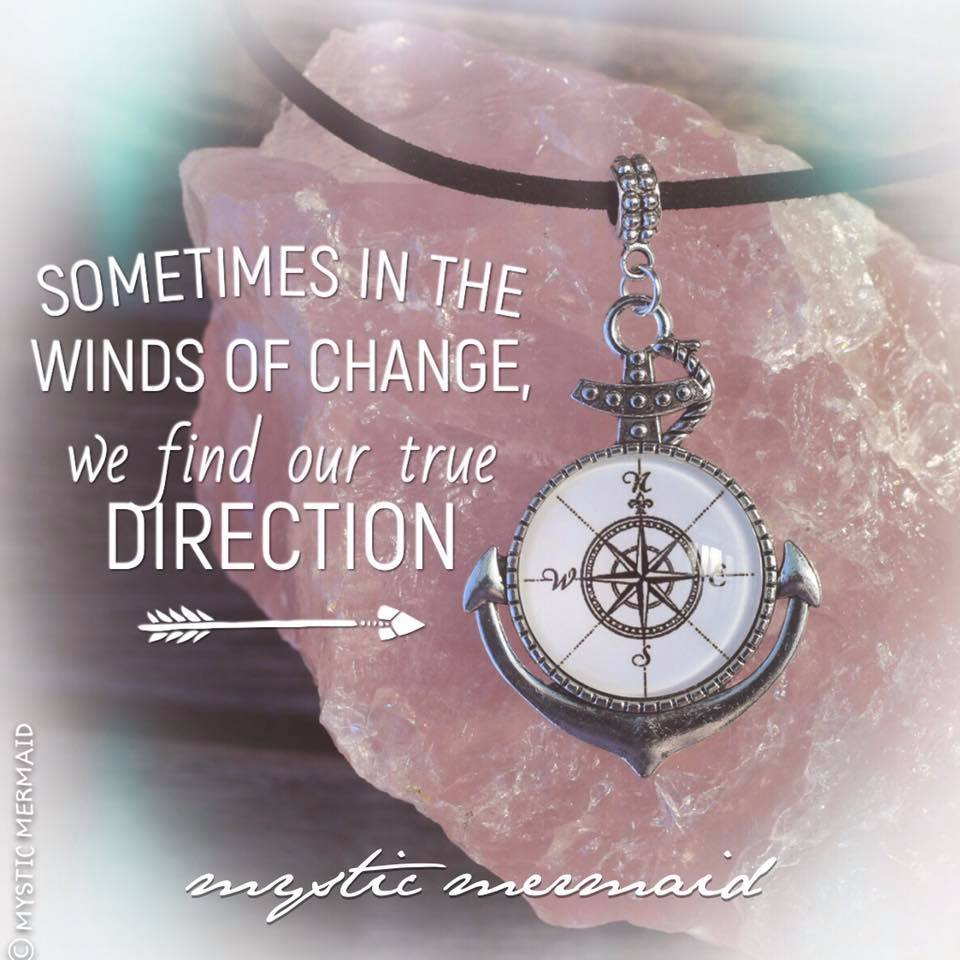 True Direction Necklace