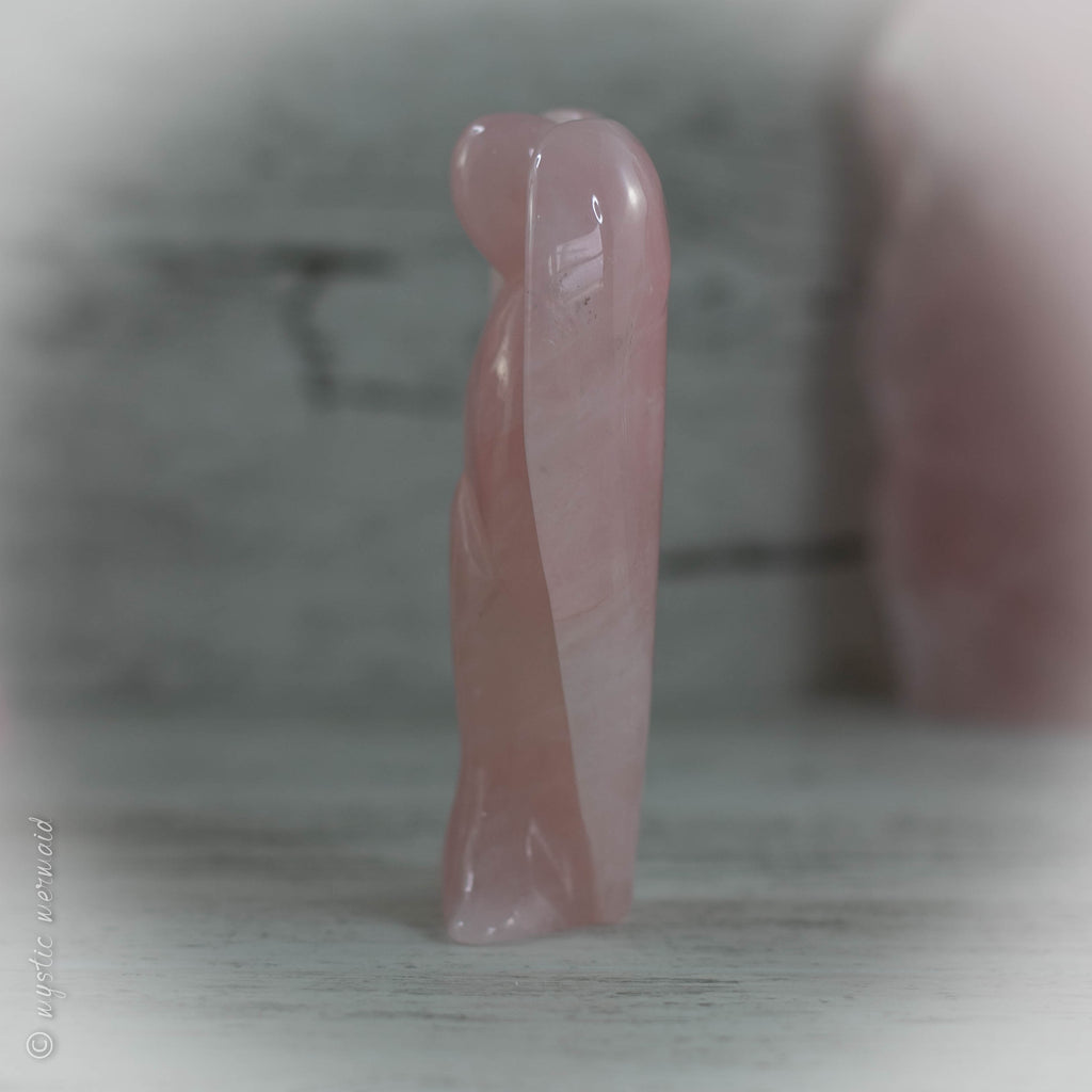 Send me an (XL Rose Quartz) Angel