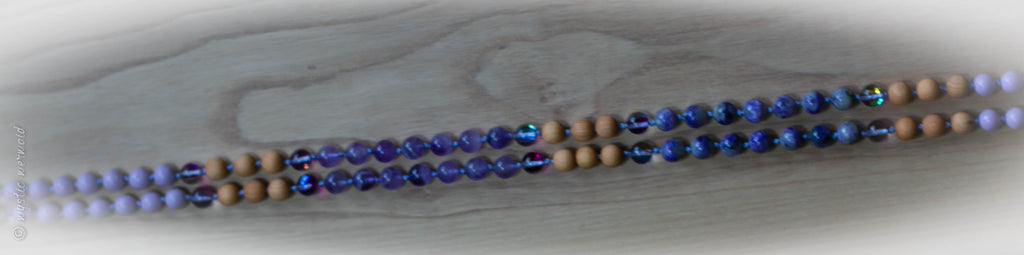 Luscious Love and Synchronicity Mala
