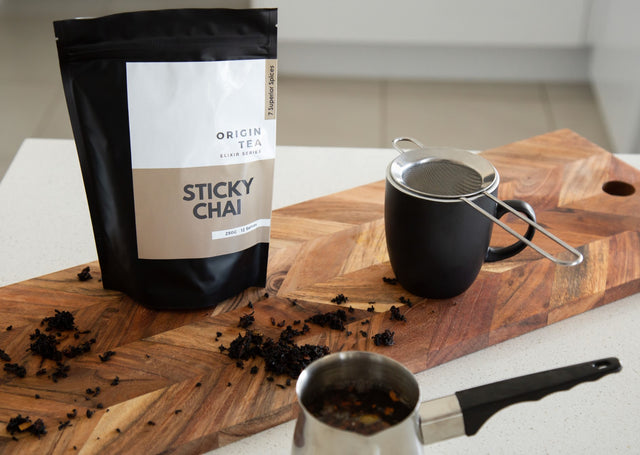 How to Make the Perfect Sticky Chai At Home