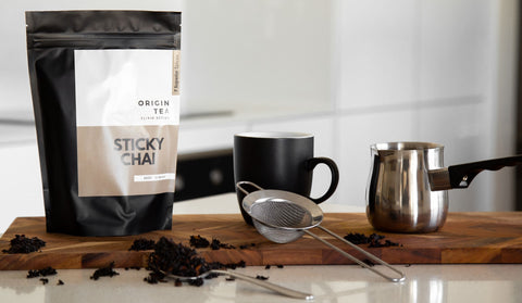sticky chai kit