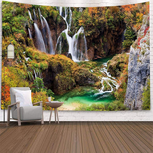 Autumn Falls Tapestry