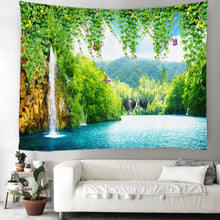 Load image into Gallery viewer, Heavenly Falls Tapestry