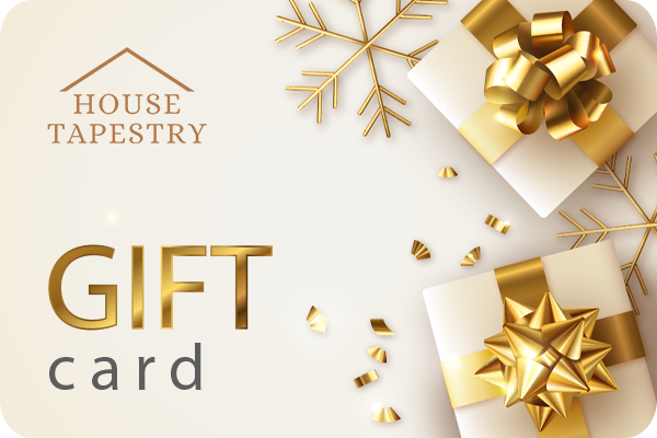 House Tapestry Gift Card