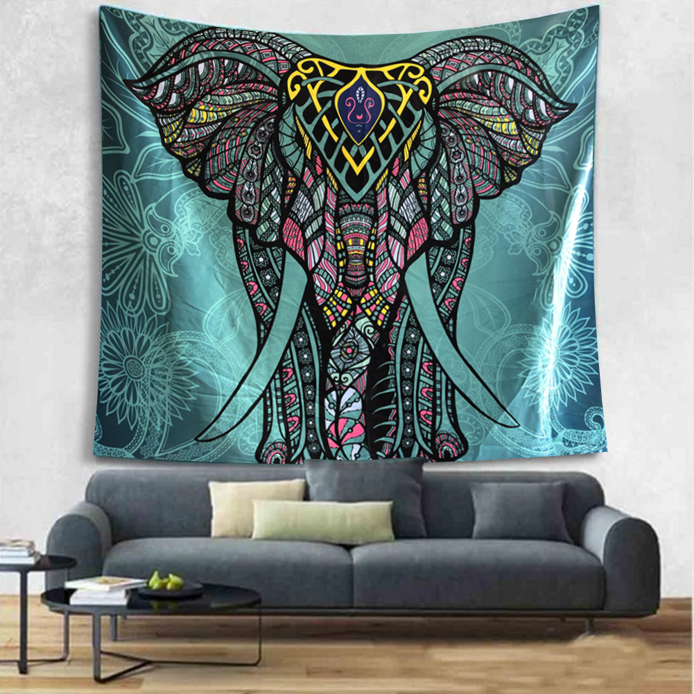 Majestic Elephant Tapestry