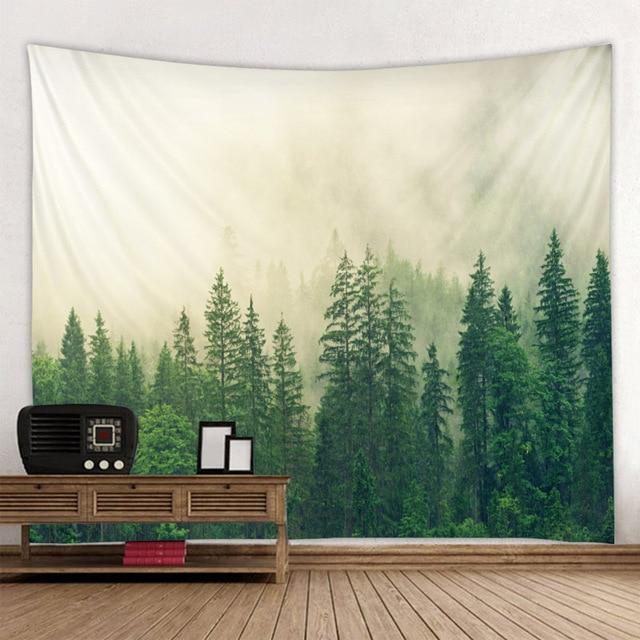 Pinescape Tapestry