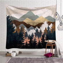 Load image into Gallery viewer, Magical Mountain Tapestry