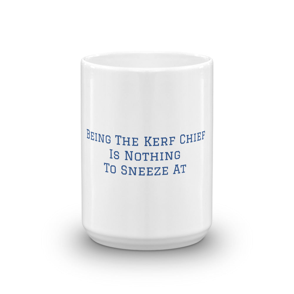 Kerf Chief Mug