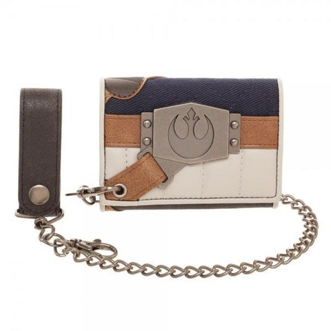 Star Wars Han Solo Chain Wallet - Cupid's Corner