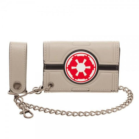 Star Wars AT-AT Pilot Chain Wallet - Cupid's Corner