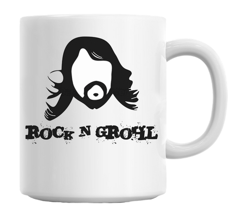 Rock N Roll Mug - Cupid's Corner