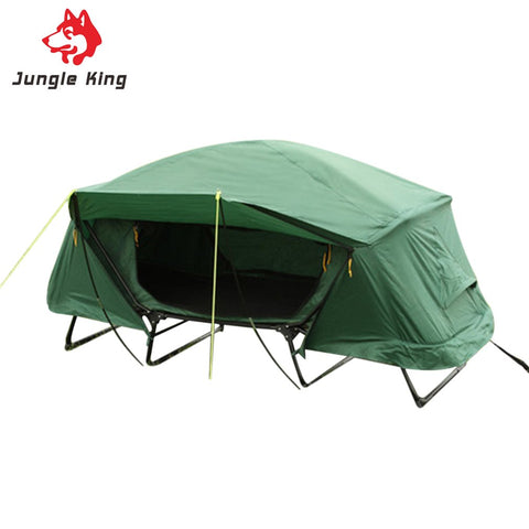 Two Person Off The Ground Camping Tent Outdoor Thermal Insulation Rainproof Waterproof For Fishing Picnic Hiking Camping outdoor - Cupid's Corner