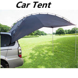 Portable Tent Car roof outdoor equipment camping car tent canopy car tail ledger car awning - Cupid's Corner