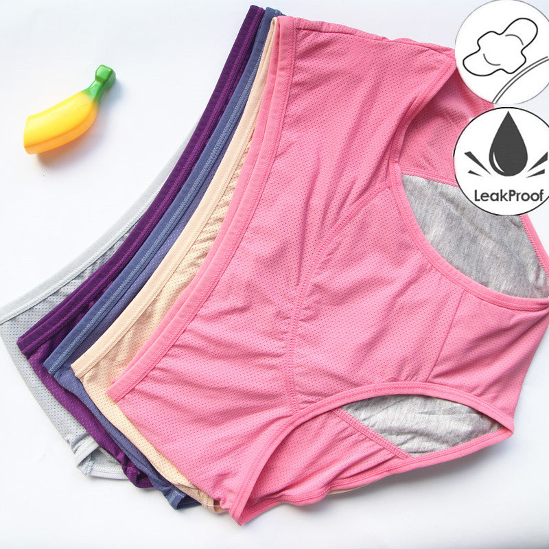 Leak Proof Panties (3 piece)
