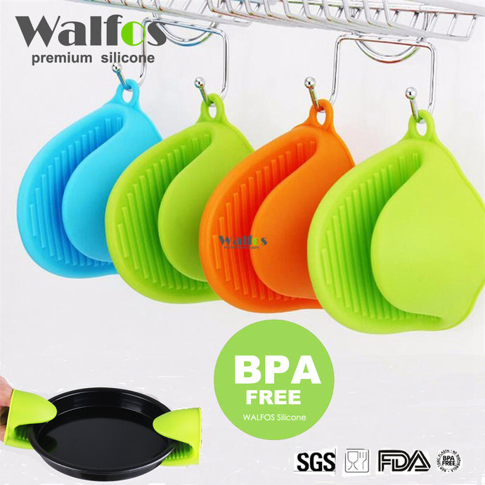 Heat Resistant Silicone Pinch Grips