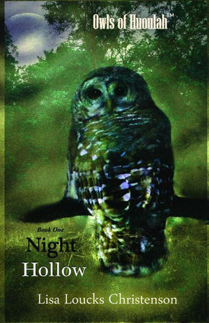 Night Hollow, #1, OWLS OF HUOULAH Series