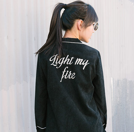 Light My Fire Blouse
