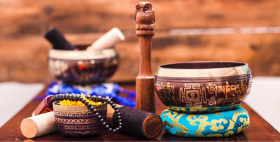 Introduction of Singing Bowls in Music Industry
