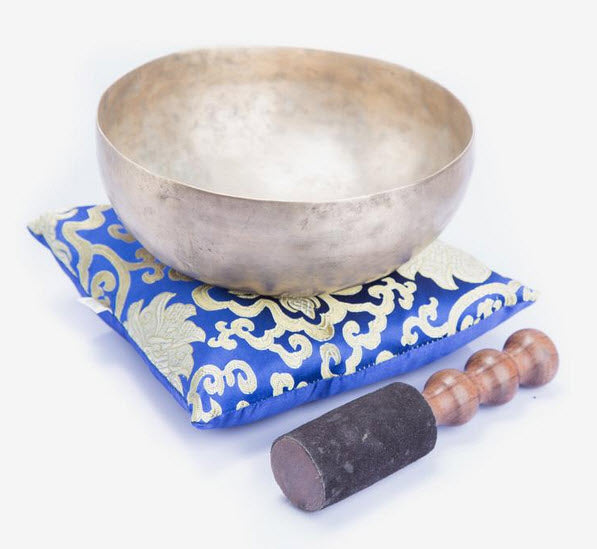 Origin of Tibetan Singing Bowls
