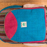 Pure Hemp Hippie Style Backpack