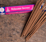 Relaxense incense