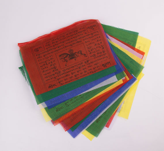 Mythical Tibetan Prayer Flag Made in Nepal