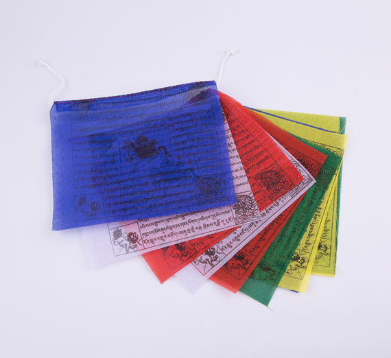 Large size Tibetan Buddhist Prayer Flag Set