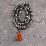 Tibetan Buddhist Prayer Mala Beads necklace