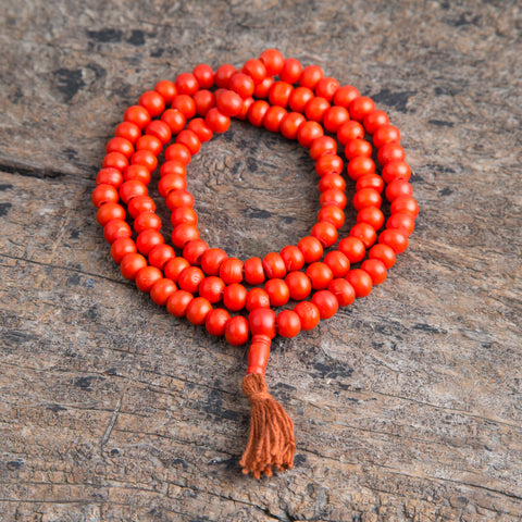 Antique Tibetan Prayer Mala Lucky Bracelets