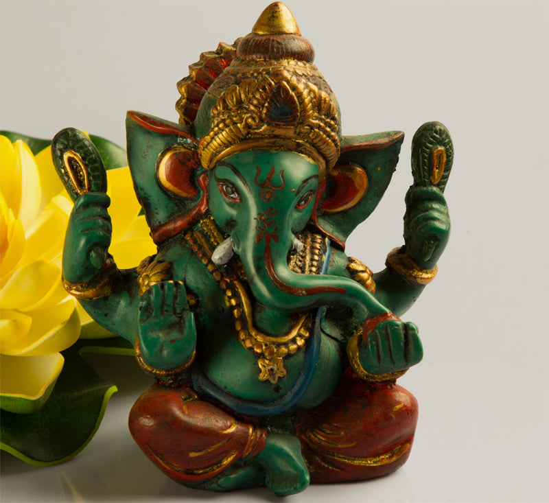 Ganesh Statue Resin