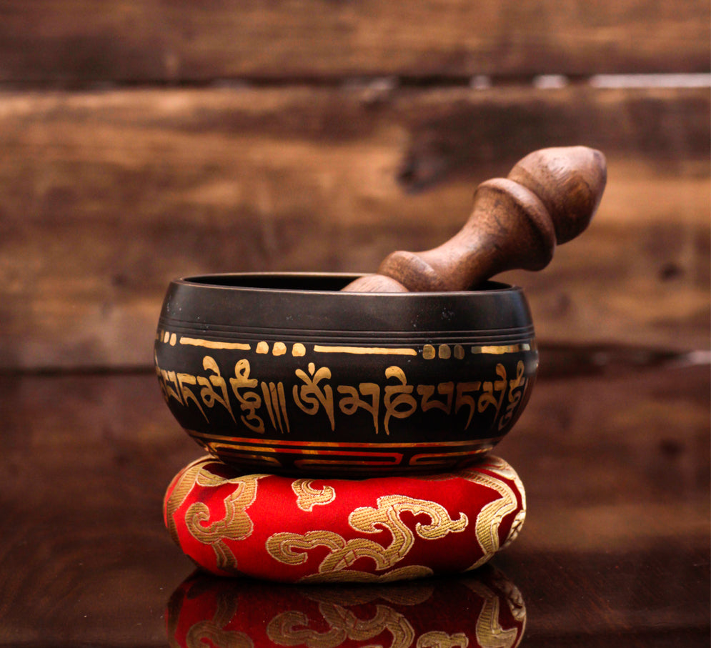 High Quality Tibetan Singing Bowl Handmade in Nepal With Sale Price