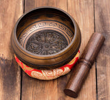 Nepal Hot Selling Buddhist Antique Singing Bowl