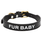Leather Dog Collar - FUR BABY