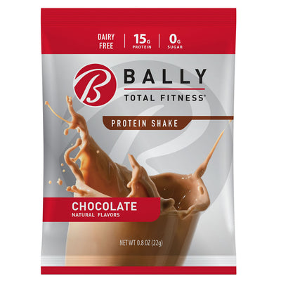 BALLY TOTAL FITNESS® Chocolate Protein Shake