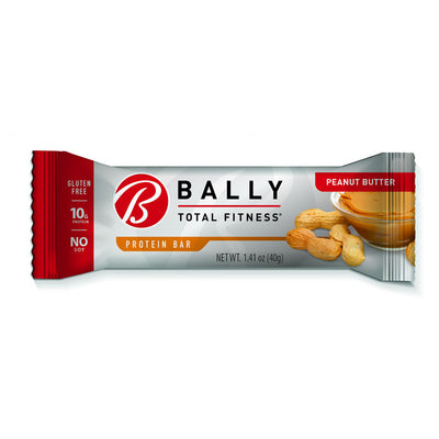 BALLY TOTAL FITNESS® Peanut Butter Protein Bar