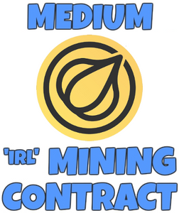 Medium IRL Garlicoin Mining Contract