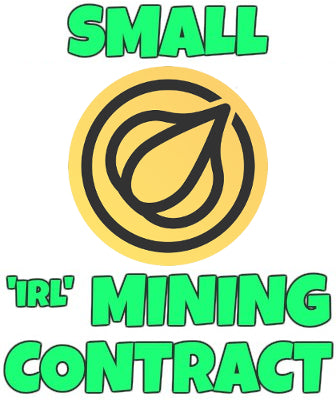 Small IRL Garlicon Mining Contract
