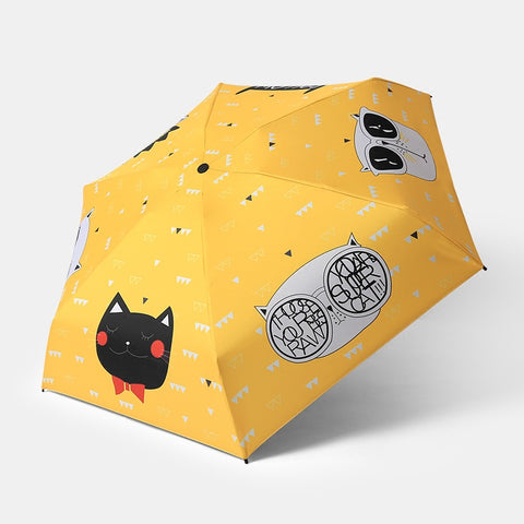 Fashion Umbrella Cat Anti