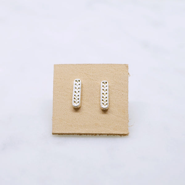 Textured bar studs II