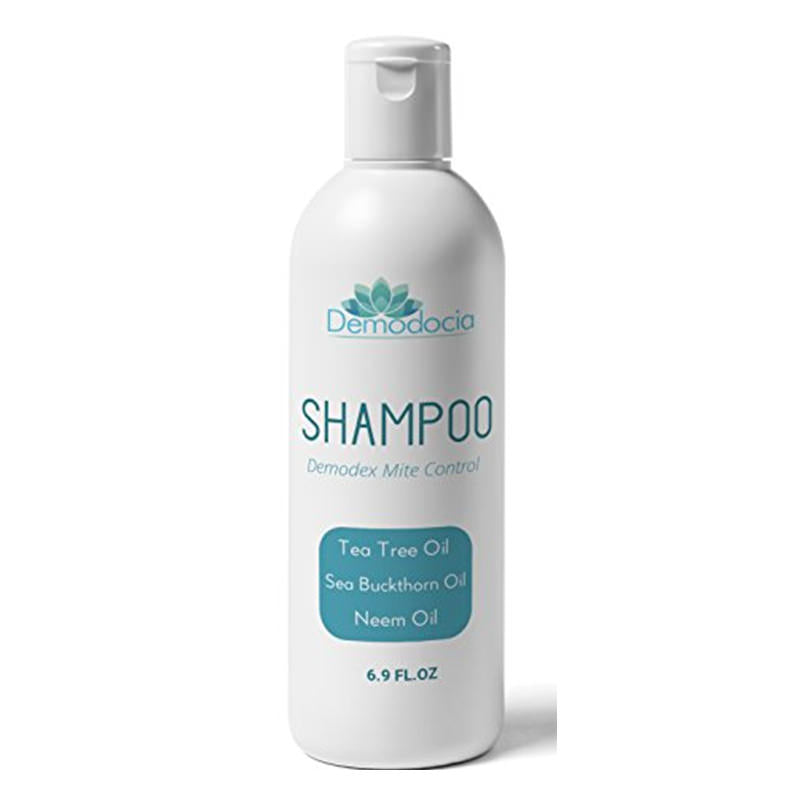 Demodocia Demodex Mite Shampoo Treatment, Stops Severe Scalp Itching &  Kills Demodex Mites  Soothes And Cleans Scalp For Healthy Hair And Relief  From