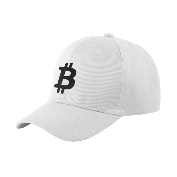 Bitcoin / BTC B Classic Hat Hats  - Crypto & Proud