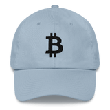 Bitcoin / BTC B Classic Hat-Light Blue- Crypto & Proud