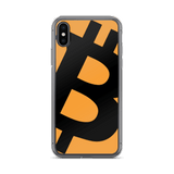 Bitcoin / BTC CB iPhone Case Phone cases  - Crypto & Proud