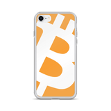 Bitcoin / BTC CW iPhone Case Phone cases  - Crypto & Proud