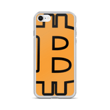 Bitcoin / BTC OBC iPhone Case Phone cases  - Crypto & Proud